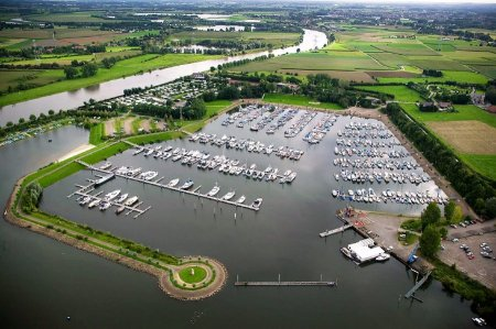 The most beautiful sailing area in Limburg