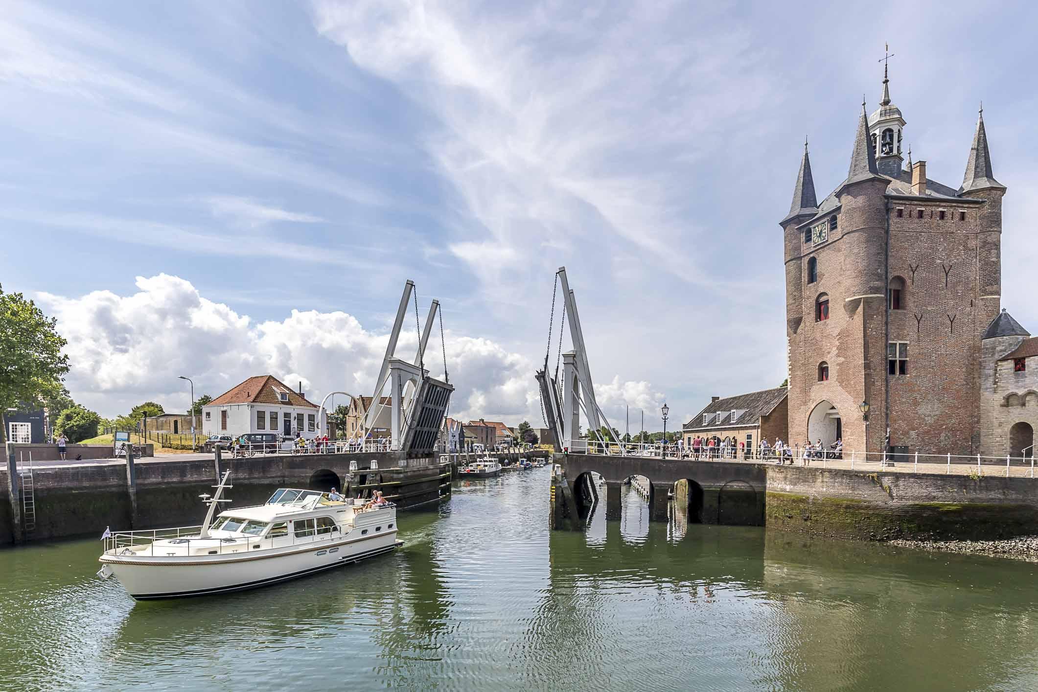 Route 1; Vlaanderen und Pas de Calais