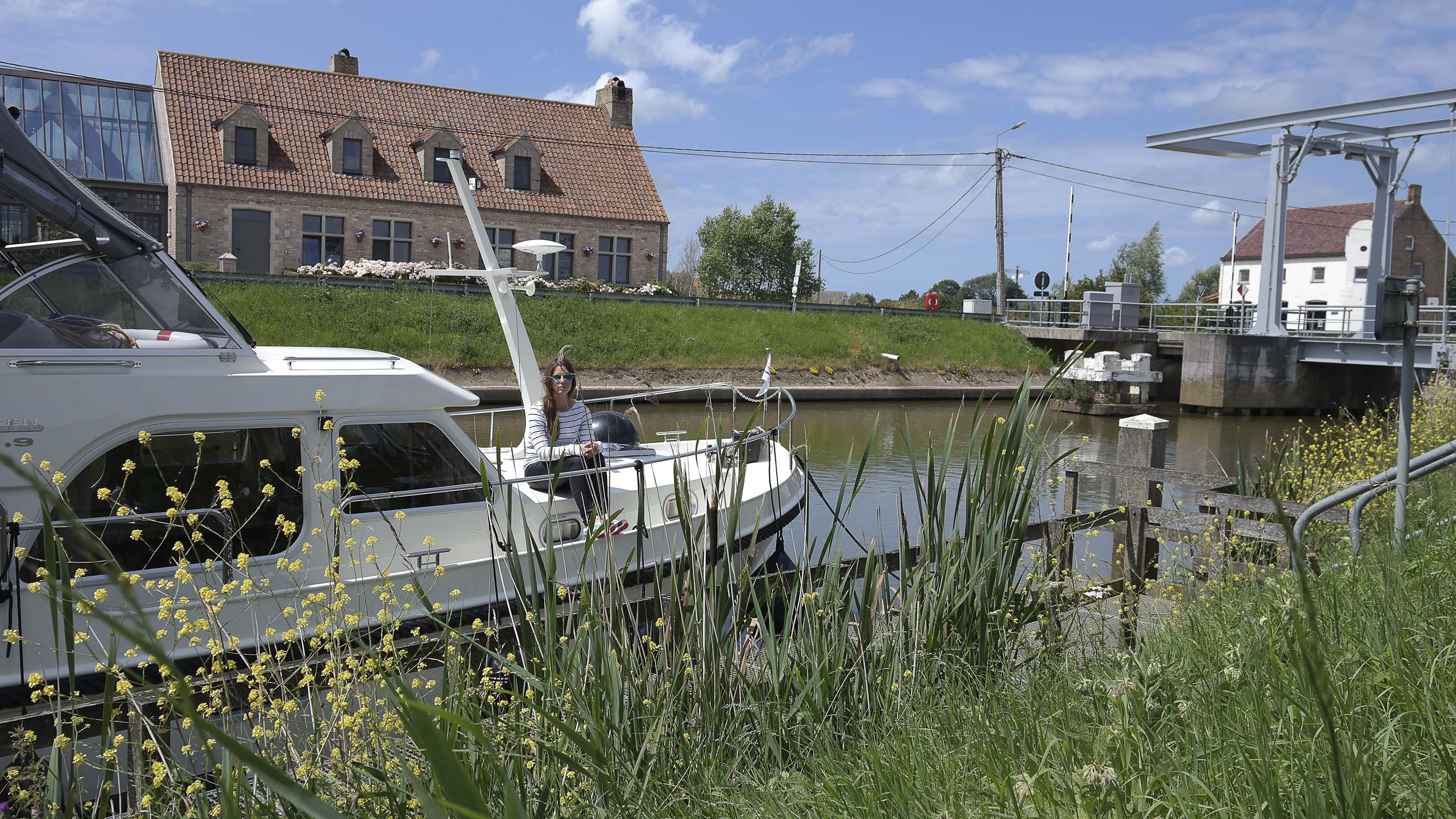 Bboat Yachtcharter-Ieper