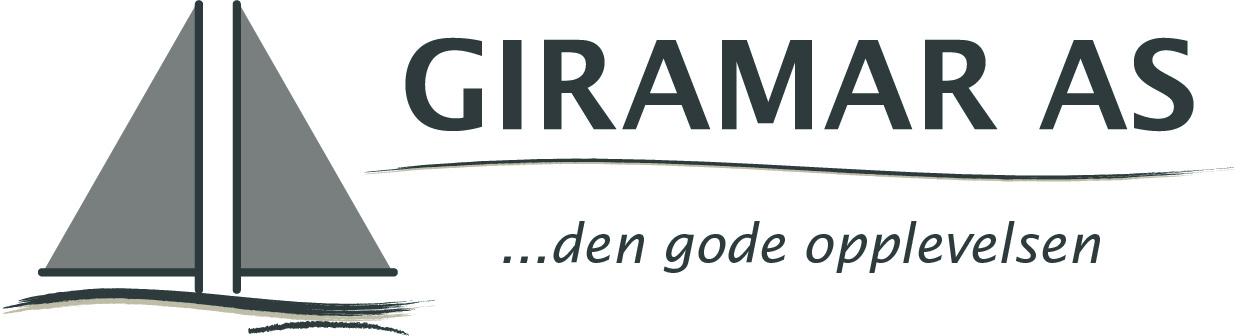 Logo Giramar Charter Norway
