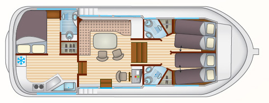 Layout Locaboat P 1180 FB