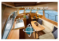 360 degree panorama of Linssen Grand Sturdy 30.9 AC