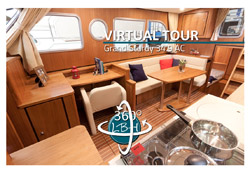 360 degree panorama of Linssen Grand Sturdy 34.9 AC