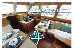 360 degree panorama of Linssen Grand Sturdy 40.9 AC
